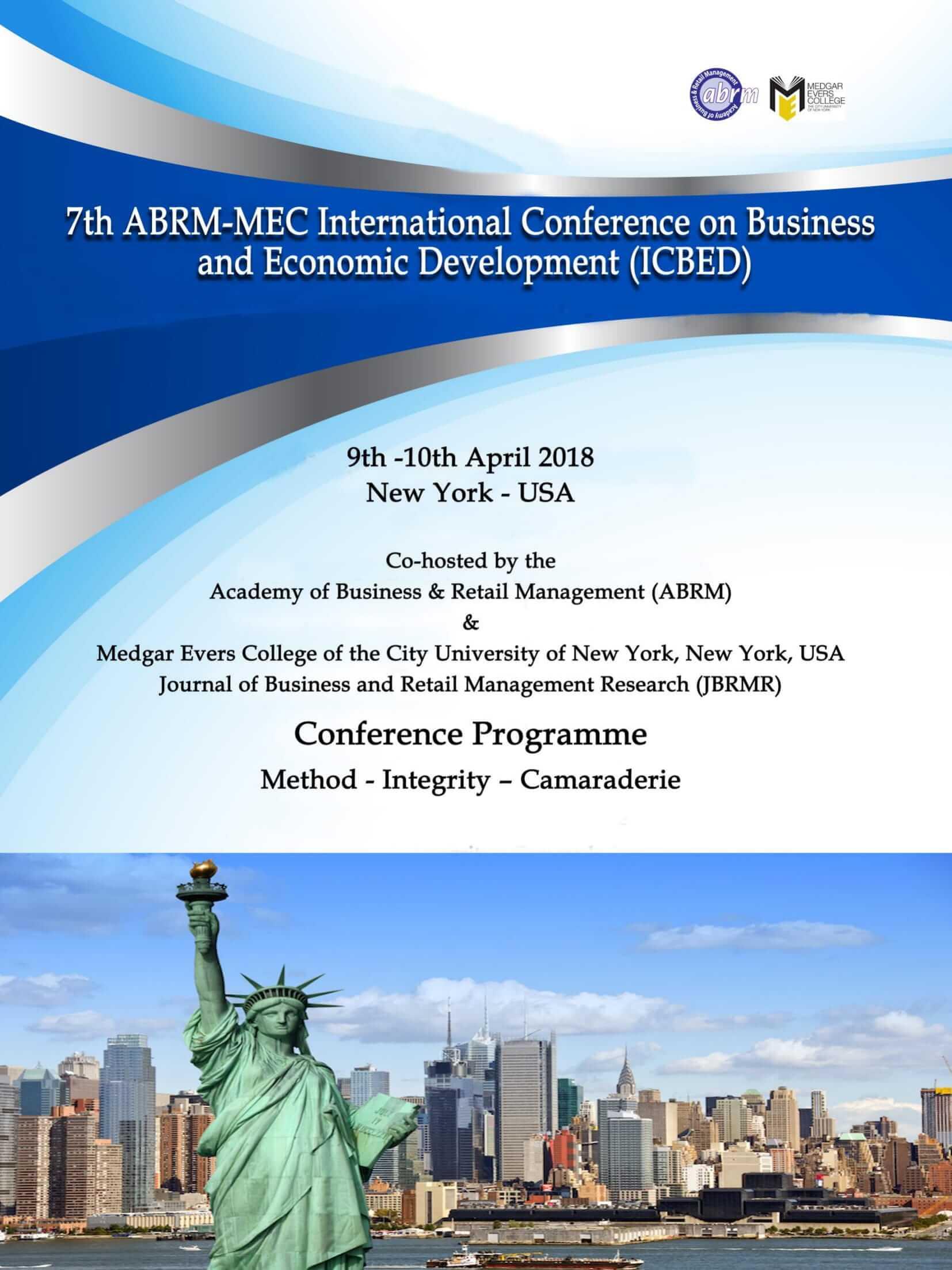 7th ABRM-MEC ICBED