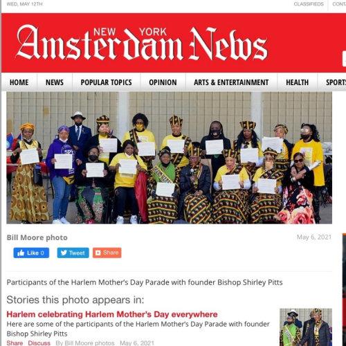 Amsterdam News