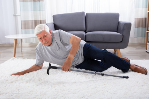 Fall Prevention: Know the Causes of Elderly Falls